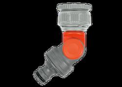 """Gardena 998-50 Výkyvná prípojka na vodovodný kohútik 33,3 mm (G 1"""") / 26,5 mm (G 3/4"""")"""