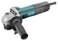 Extol Industrial Brúska uhlová, príkon 820W, priemer 115mm, bezpečnostný spínač 8792004