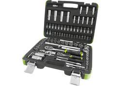 Extol Craft 918094 Sada nástrčných a zástrčných kľúčov, 94-dielna
