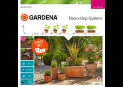 Gardena Štartovacia súprava pre rastliny v črepníkoch M 13001-20