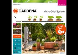 Gardena Štartovacia súprava pre rastliny v črepníkoch M s automatikou 13002-20