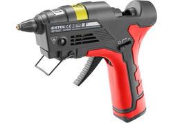 Extol Premium Pištoľ lepiaca tavná plynová, 11mm tyčinky, pracovný čas 60-90min 8899007