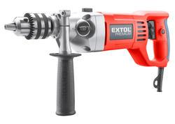 Extol Premium Vŕtačka príklepová 1050W, 2 rýchlosti, skľučovadlo 3-16mm 8890040