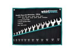 Whirlpower 1241-1-C12 Sada kľúčov vidlicová 12 dielna