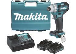 Makita TD111DSAE Aku rázový uťahovák 12V MAX 2x 2,0Ah