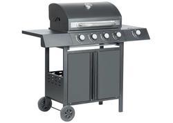 Strend Pro Grill BBQ Gordon Gril plynový 4+1 horáky
