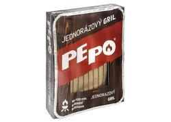 PE-PO Jednorázový gril FSC