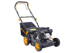 Riwall PRE RPM 4234 multifunkčná trávna kosačka 2 v 1 s benzínovým motorom