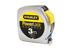 Stanley 0-33-218 Meter PowerLock s kovovým puzdrom 12,7mm 3m