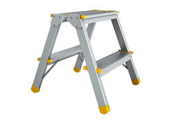 ALVE 926 Obojstranné schodíky 6 schod., 132 cm, nos. 150 kg