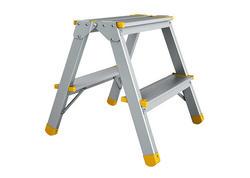 ALVE 928 Obojstranné schodíky 8 schod, 178 cm, nos. 150 kg
