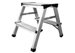 Strend Pro DD2 Obojstranné schodíky 2x2, max. 125 kg, ALU