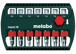 Metabo Box s bitmi IMPACT 49, 628850000