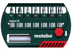 Metabo Box s bitmi IMPACT 29, 628849000