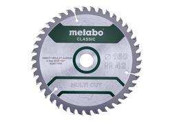 "Metabo Pílový kotúč ""MULTI CUT - CLASSIC"", 160x20 Z42 FZ/TZ 5°, 628277000"