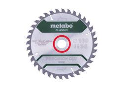 """Metabo Pílový kotúč """"PRECISION CUT WOOD - CLASSIC"""", 160x20 Z36 WZ 10°, 628278000"""