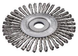 Metabo Okrúhla kefa, zapletená oceľ 125x0,5x6/ 22,23 mm, 626815000
