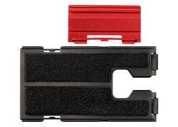 Metabo Ochranná platňa plastová s filcom pre priamočiare píly, 623596000