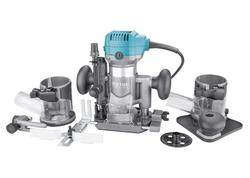 Extol Industrial Frézka ohranovacia jednoručná, 710W, 6-8mm, 10000-30000 ot. 8793302