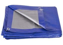 Strend Pro Tarpaulin Profi Prekrývacia plachta modrá 06x10 m, 140 g/m