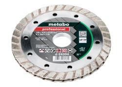 "Metabo Diamantový frézovací kotúč ""PROFESSIONAL"", ""UP-TP"", 125x6x22,23 mm, 624304000"