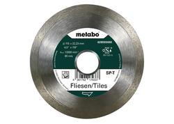 """Metabo Diamantový rezný kotúč """"SP-T"""", dlažba""""SP"""", 628555000"""