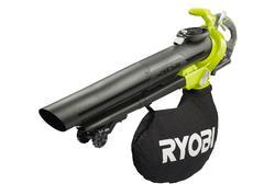 Ryobi RBV36B Aku 36V bezuhlíkový vysávač / fukár (bez batérie a nabíjačky)