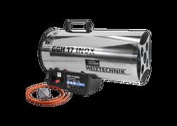 Güde GGH 17 INOX Plynový ohrievač
