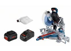 Bosch GCM18V-305 GDC Professional Akumulátorová pokosová píla BITURBO 0601B43002