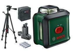 Bosch Súprava UniversalLevel 360 Krížový čiarový laser 0603663E03