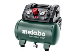 Metabo BASIC 160-6 W OF Kompresor, 601501000