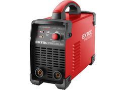 Extol Premium Invertor zvárací 10-120A, MMA, napätie na prázdno 53V, elektróda do 4mm 8896024