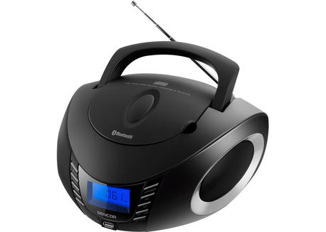 Sencor SPT 3310 Rádio s CD/USB/MP3/BT