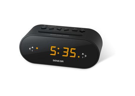 Sencor SRC 3100 W rádiobudík s projekc.