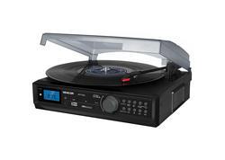 Sencor STT 016 Gramofón s USB/SD/FM