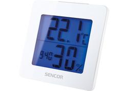 Sencor SWS 1500 W teplomer s hodinami