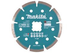 Makita E-02076 Kotúč diamantový 125x22,23mm X-LOCK