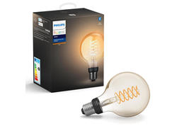 PHILIPS Hue White fil. 7W G93 E27 s BT