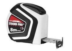 Strend Pro Premium Stáčací magnetický meter Auto STOP 8 m