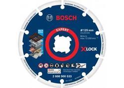 Bosch 2608900533 Diamantový kotúč na kov X-LOCK 125mm