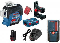 Bosch GLL 3-80 C Krížový laser + BM1 + LR6 06159940KY
