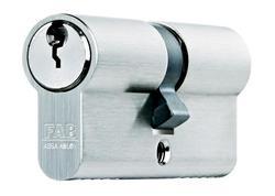 FAB 200RSBDNm/29+35 Vložka cylindrická stavebná 3 kľúče