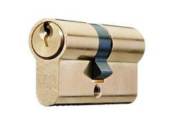 FAB 50D/45+45 Vložka cylindrická stavebná 3 kľúče