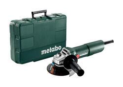 Metabo W 750-125 Uhlová brúska 125mm v kufri 603605500