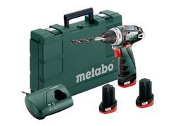 Metabo POWERMAXX BS BASIC Aku vŕtačka so skrutkovačom 10,8 V 600080500