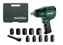 """Metabo DSSW 360 SET 1/2"""" Vzduchový príklepový skrutkovač, 604118500"""