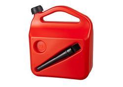Strend Pro HOLECZECH 05 lit, Kanister na PHM, červený 5L