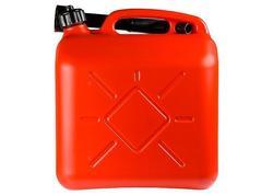 Strend Pro HOLECZECH 20 lit, Kanister na PHM, červený 20L