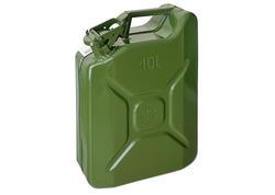 Strend Pro Jerican 10 lit, Kanister na PHM, zelený 10L