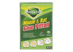 Strend Pro Mickey Cats Lepová doska na myši a potkany